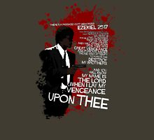 Movie Quote with-a-gun 4 PULP FICTION T-Shirt