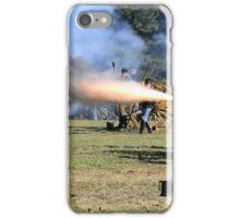 Cannon Shot iPhone Case/Skin