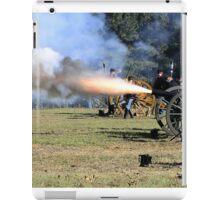 Cannon Shot iPad Case/Skin