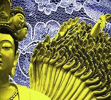 Lace Buddha Series 1 by Janissa Walters