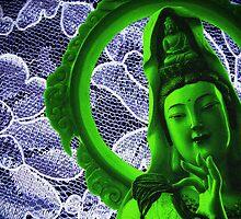 Lace Buddha Series 2 by Janissa Walters