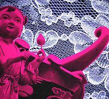 Lace Buddha Series 3 by Janissa Walters