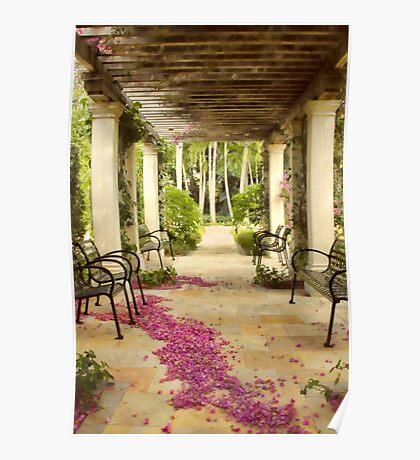 Like Flowers for Weddings Poster