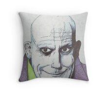 Fester Addams Throw Pillow