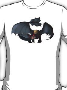 Night Fury Design T-Shirt