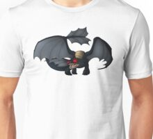 Night Fury Design Unisex T-Shirt