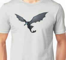Flying Night Fury Design Unisex T-Shirt