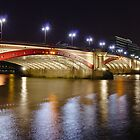 Blackfriars Bridge, London by Sergey Galagan