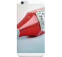 Pass the Ketchup! iPhone Case/Skin