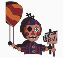 Balloon Boy Incarnate by VoxelTron