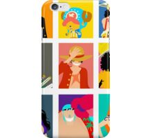 9 Pirates iPhone Case/Skin