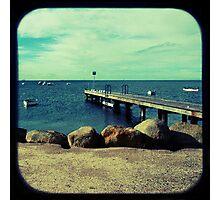 Pier Photographic Print