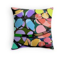 Spring Fancy Throw Pillow