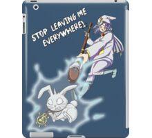 Yu-Gi-Oh! Where did Yami leave me now? Ryo Bakura  iPad Case/Skin