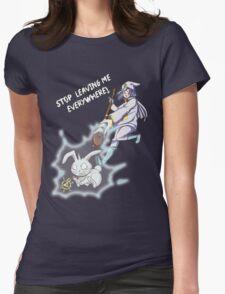 Yu-Gi-Oh! Where did Yami leave me now? Ryo Bakura  Womens Fitted T-Shirt