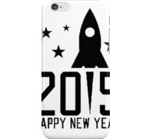 Happy New Year 2015 iPhone Case/Skin