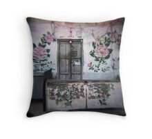Pushkar, India Throw Pillow