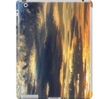 Thorny Croft's Paintbrush Sunset, Free state, South Africa iPad Case/Skin