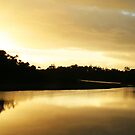 Lune River dawn by ingridewhere