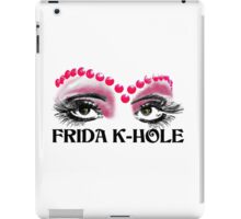 Frida K-Hole Eyes iPad Case/Skin