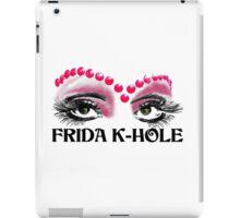 Frida K-Hole Eyes iPad Case/Skin
