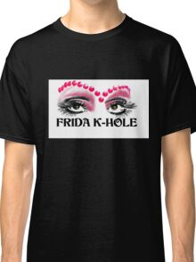 Frida K-Hole Eyes Classic T-Shirt