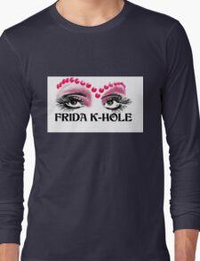 Frida K-Hole Eyes Long Sleeve T-Shirt