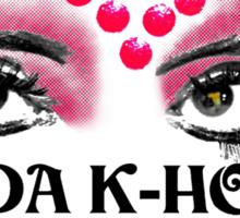 Frida K-Hole Eyes Sticker