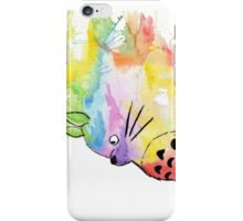 Rainbow Totoro iPhone Case/Skin