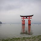 Miyajima or Itsukushima  by Glen Sun