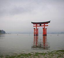 Miyajima or Itsukushima  by Glen Sun