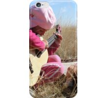 A Song For My Doll...  iPhone Case/Skin