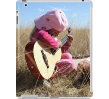 A Song For My Doll...  iPad Case/Skin