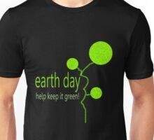 Lime Bubble Plant - Earth Day Unisex T-Shirt