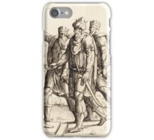 King Herod and the Three Wise Men iPhone Case/Skin