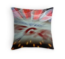 Vegas Sign No. 15 Throw Pillow