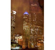 Houston Nights Photographic Print