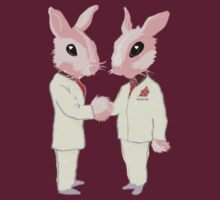 Yello Rabbits (Lagomorphia Conchord) by Opipop