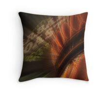 Vegas Lights No. 3 Throw Pillow