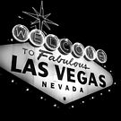 Vegas Sign No. 21 by Benjamin Padgett