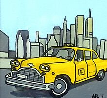 Big Yellow Taxi by yobund