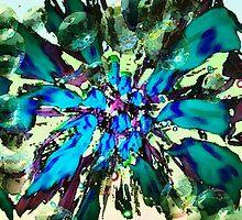 Blue Tuesday 1 by Gazzah