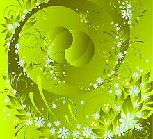 spring flowers by VioDeSign