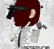 Reservoir Dogs by edgarascensao