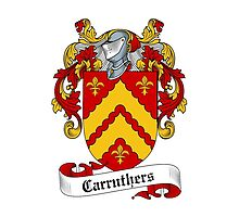Carruthers  by HaroldHeraldry