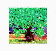 Fantasy oak tree with ravens Unisex T-Shirt