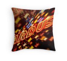 Vegas Lights No. 4 Throw Pillow