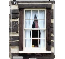 Window to Yesterday iPad Case/Skin