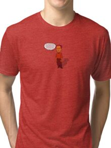 Pi Guy (the life and soul of the party) Tri-blend T-Shirt