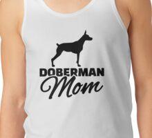 Doberman Mom Tank Top
